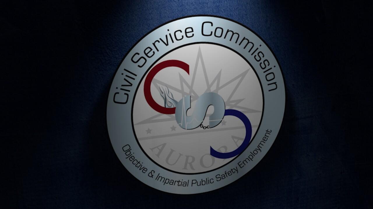 Aurora Civil Service Commission