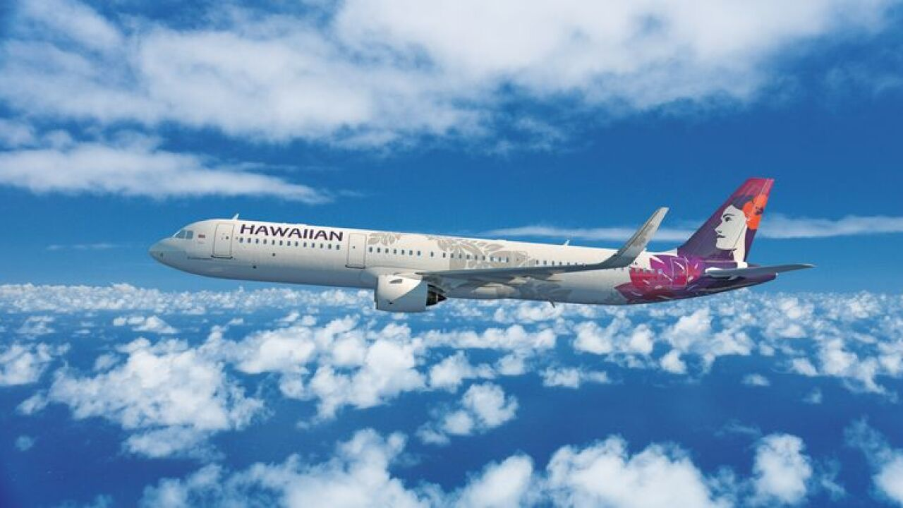 Hawaiian Airlines Adds Nonstop Maui Las Vegas Flights Offers 199 One Way Fares In Celebration