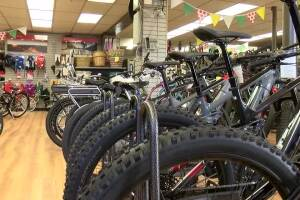 Glacier National Park weighing possibility of allowing e-bikes