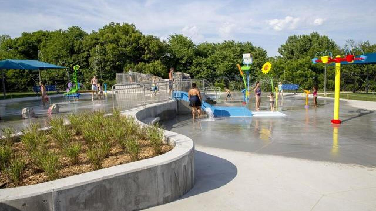 Spray park at Platte River State Park opens