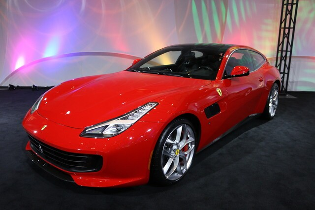 PHOTOS: The most luxurious cars at the Detroit auto show this year
