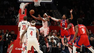 Bradley_Beal_Detroit Pistons v Washington Wizards