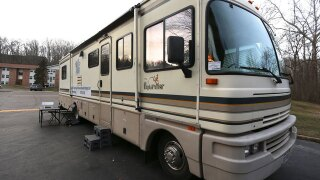 NEST: How this tricked-out RV is fighting child poverty