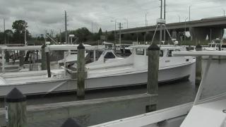 boats hurricane dorian