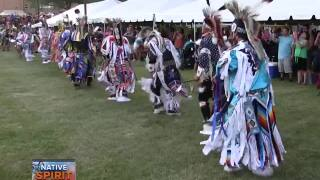 Oneida Nation Pow Wow combines song, dance, and culture