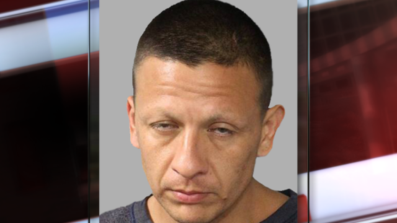 Police: Pueblo burglar steals wrong set of car keys, wakes up residents to get correct keys