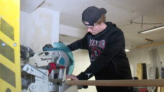 Local high school students learn hands-on skills in unique technical education program