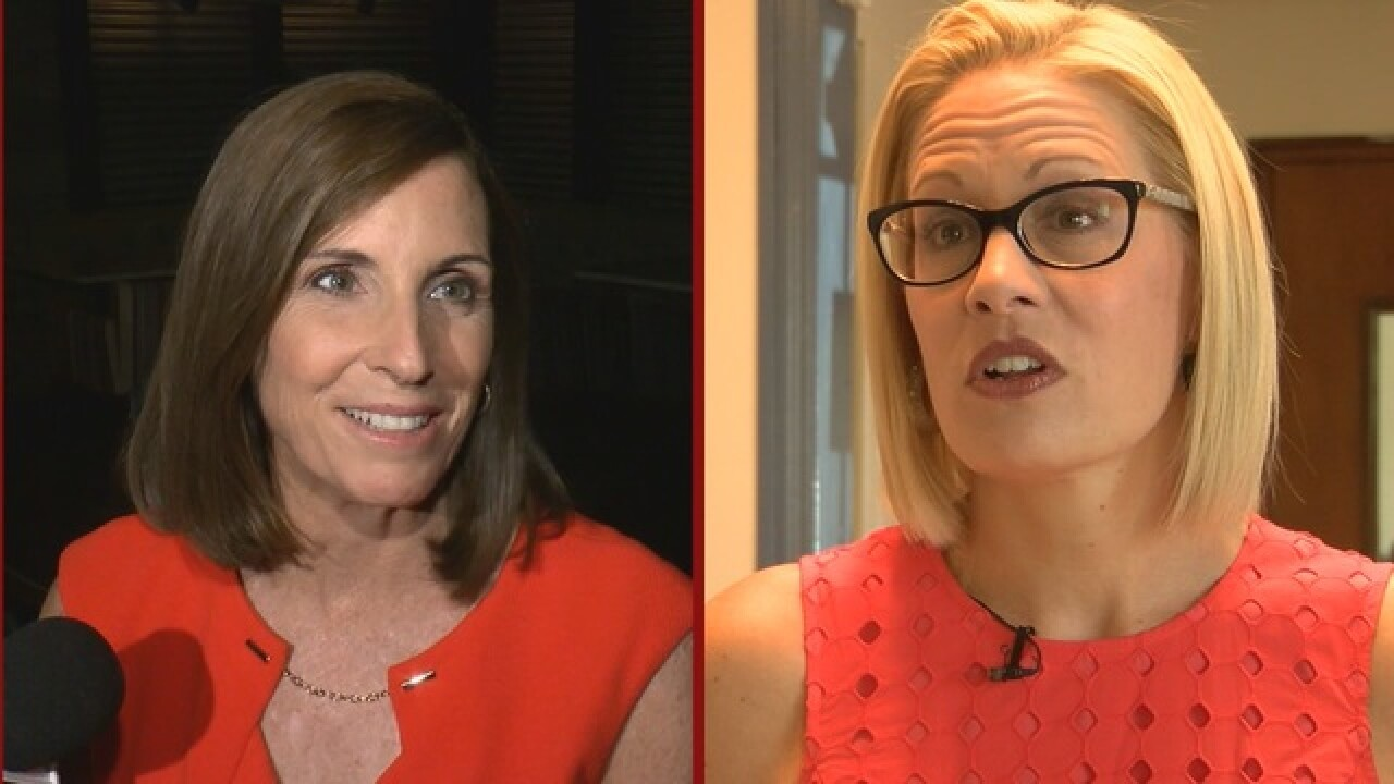 Is Arizona shifting to the political center?
