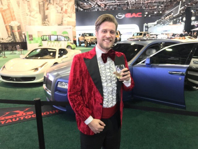Photo gallery: Detroit auto show Charity Preview, gallery 2