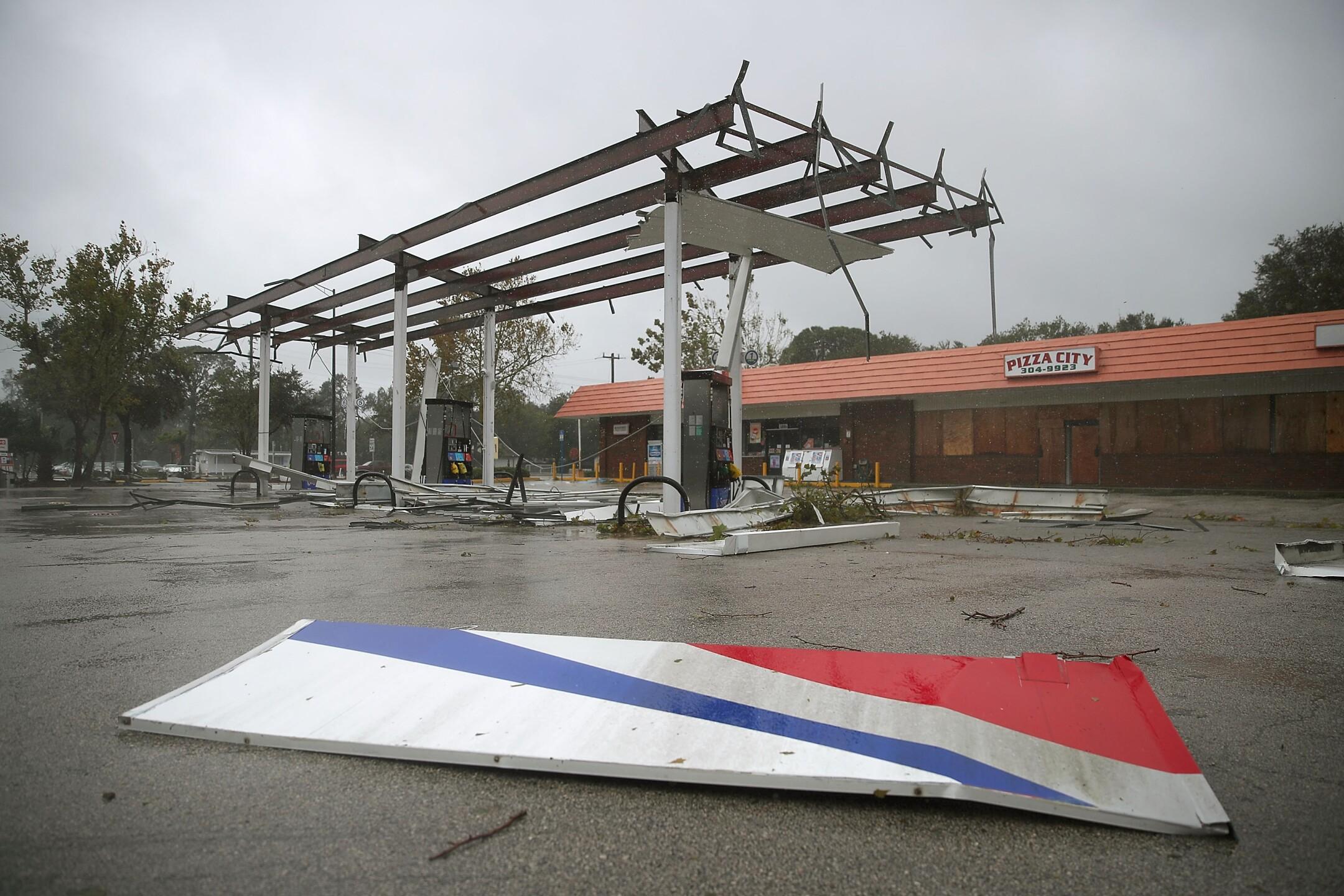 Photos: Pictures: Hurricane Matthew bears down on AtlanticCoast
