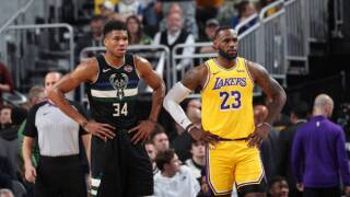 LeBron, Giannis choose their teams for the All-Star Game