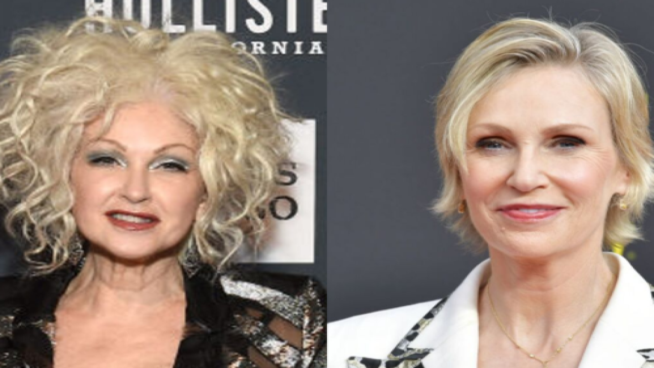 Jane Lynch And Cyndi Lauper Are Starring In A New Netflix Show That Will Be A 'Golden Girls For Today'