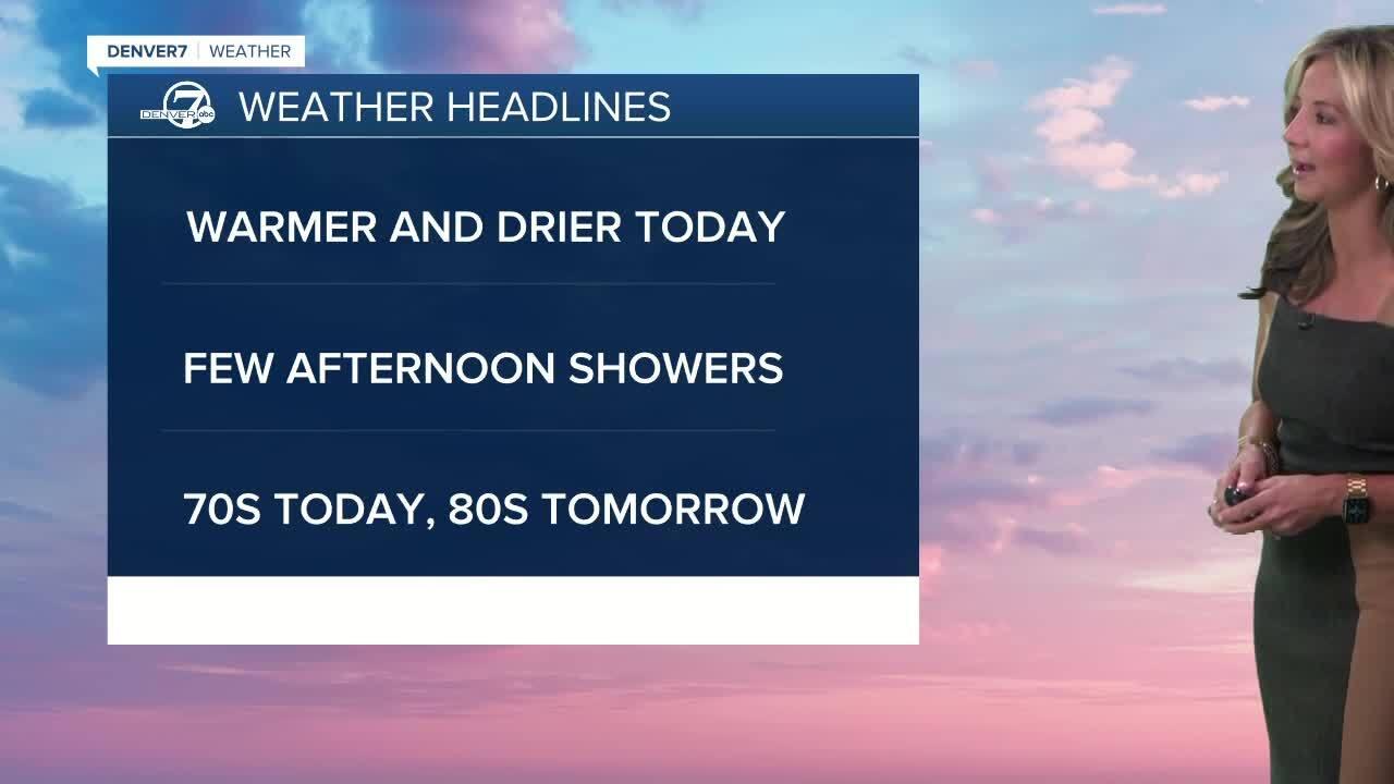 May 19 2021 5:15am forecast
