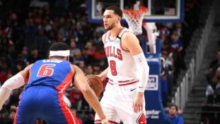 Bulls beat Pistons again; Andre Drummond ejected