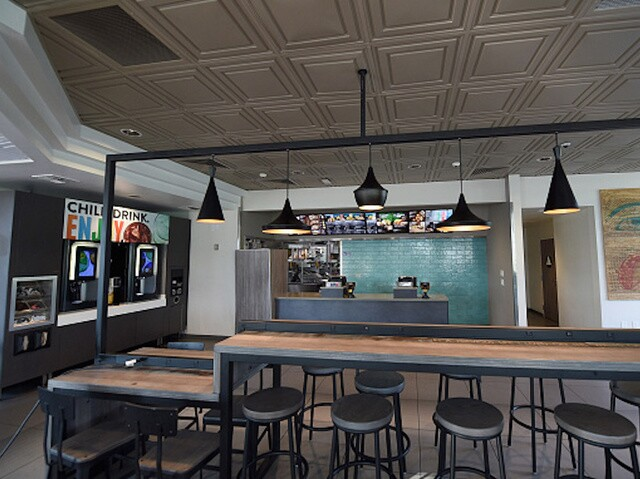 GALLERY: What Taco Bell's new 'cantina' restaurants might look like
