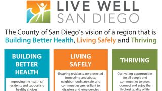 Live Well San Diego Vision