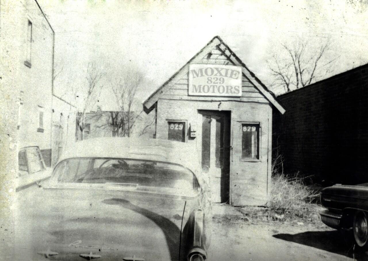 Rick Case first dealership_Moxie Motors_1962.JPG