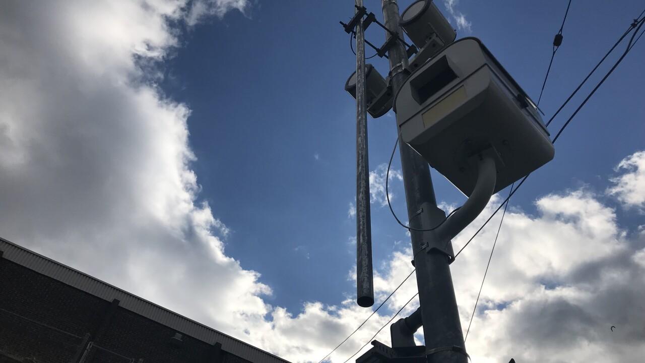 red light speed cameras