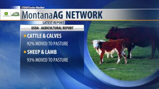 Montana Ag Network Weather: June 21st