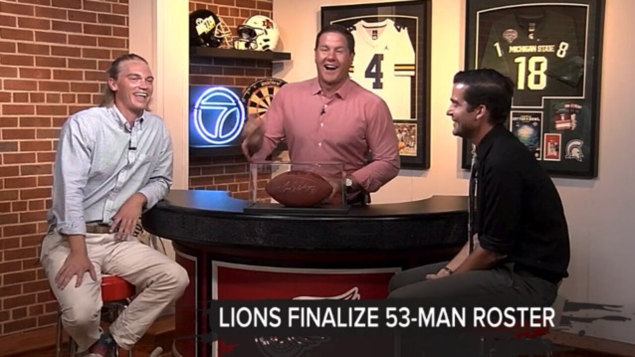 WATCH: This week's 7 Sports Cave