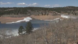 Emergency fish salvage needed before Crystal Creek Reservoir drains