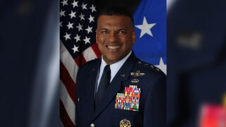 First Black man nominated for U.S. Air Force Academy superintendent