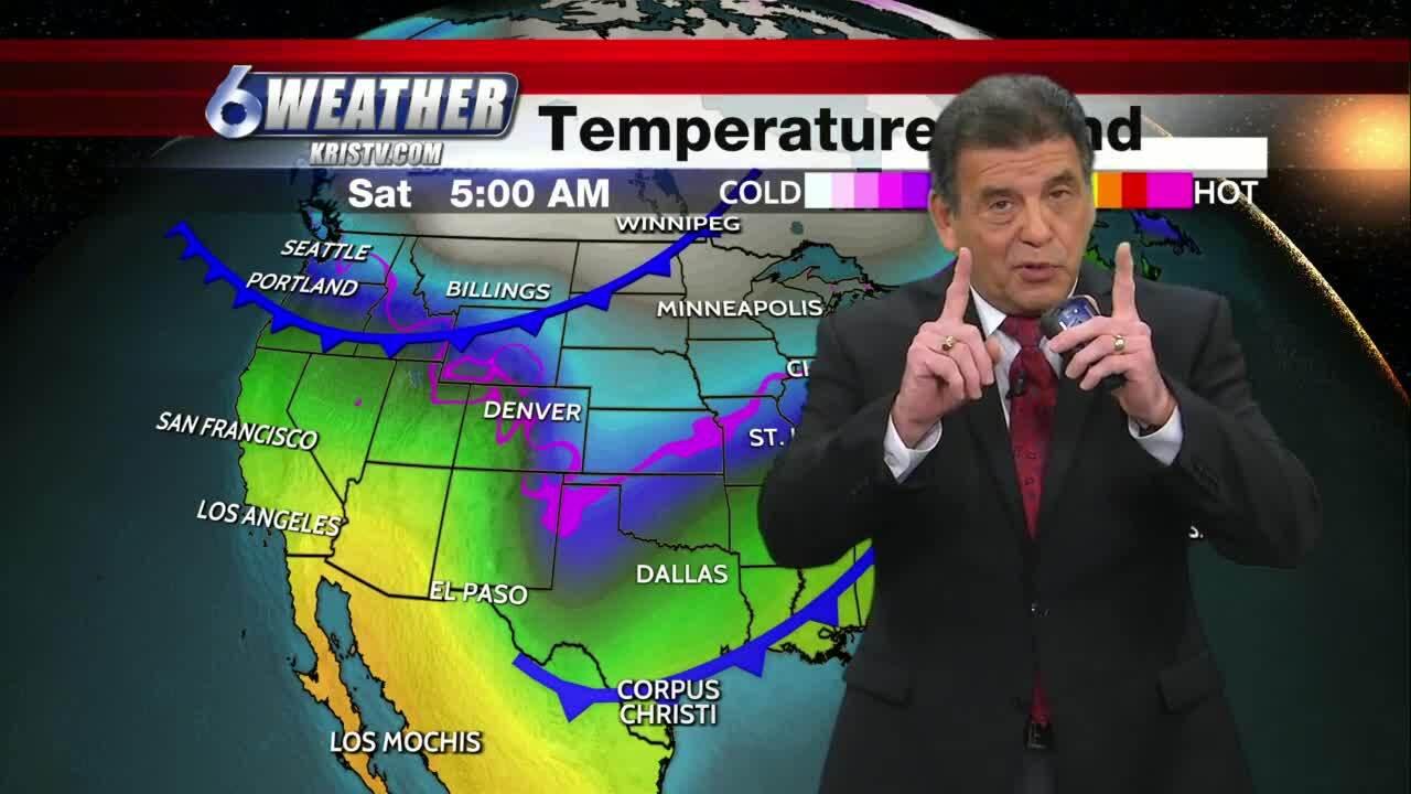 Mike Hernandez weather