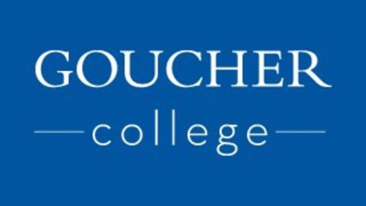 Racists graffiti found at Goucher College for second time in a month