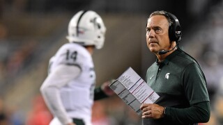 Mark_Dantonio_Michigan State v Ohio State