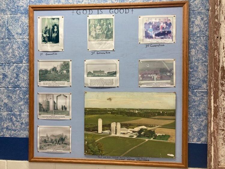 Family history of Wayside Dairy LLC
