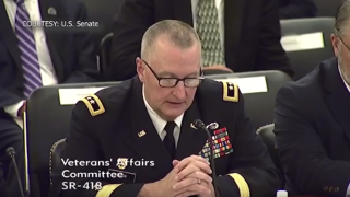 Montana National Guard adjutant general testifies before US Senate on suicide prevention