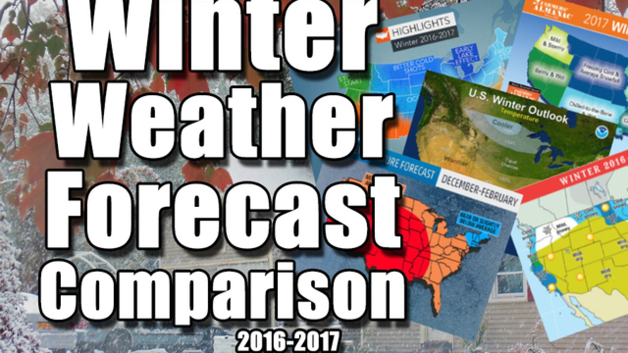 Video: Which winter forecast is right?