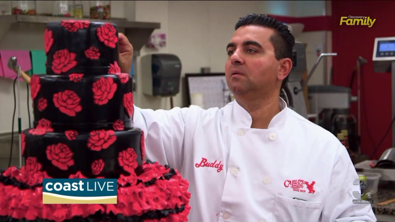 Talking with the Cake Boss about his brand-new season on CoastLive