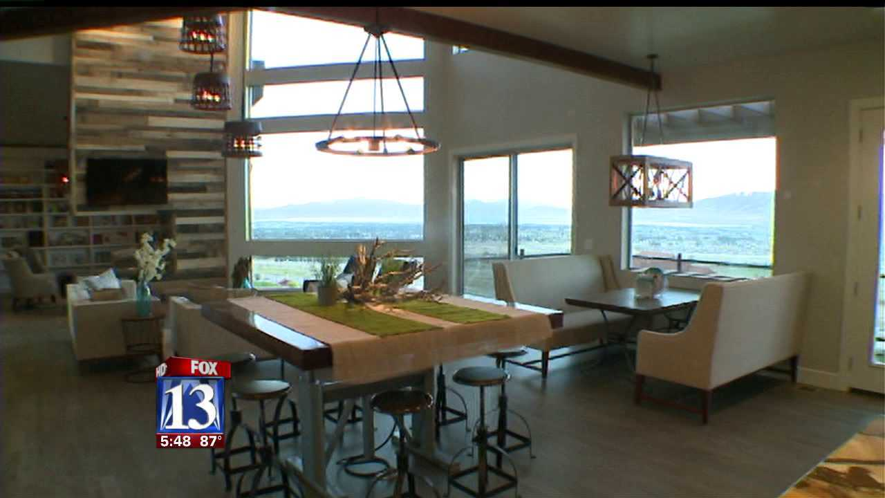 Utah Valley Parade of Homes showcases newest in interior design