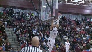 Video: high school basketball from December27