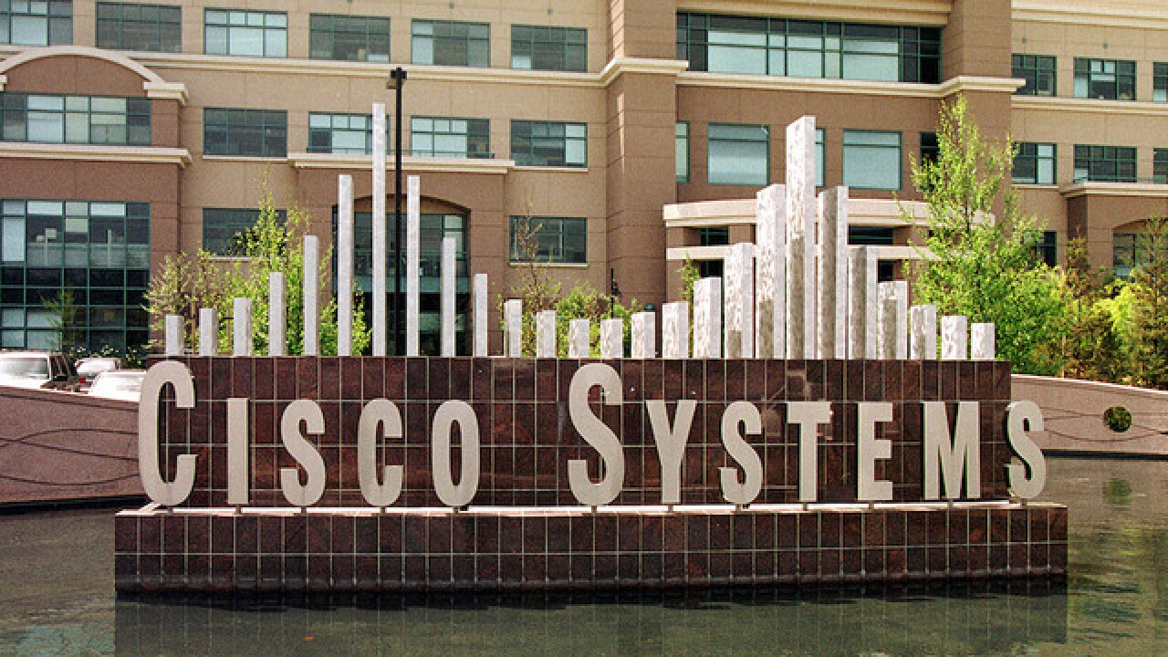 Cisco Systems to lay off more than 5K workers