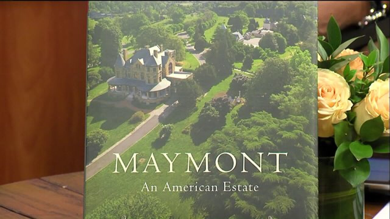 """Explore Maymont in a whole new way with Dale Wheary's """"Maymont, An AmericanEstate"""""""