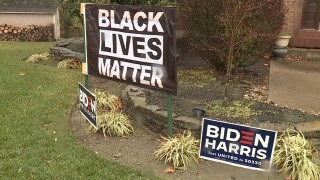 Police investigating racist letter sent to Cincinnati-area family over Biden, BLM yard signs