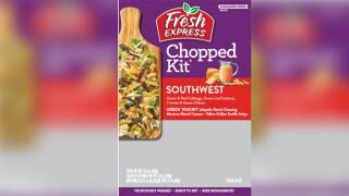 Fresh Express salad recall