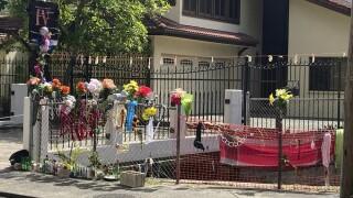 Iremamber Sykap memorial site