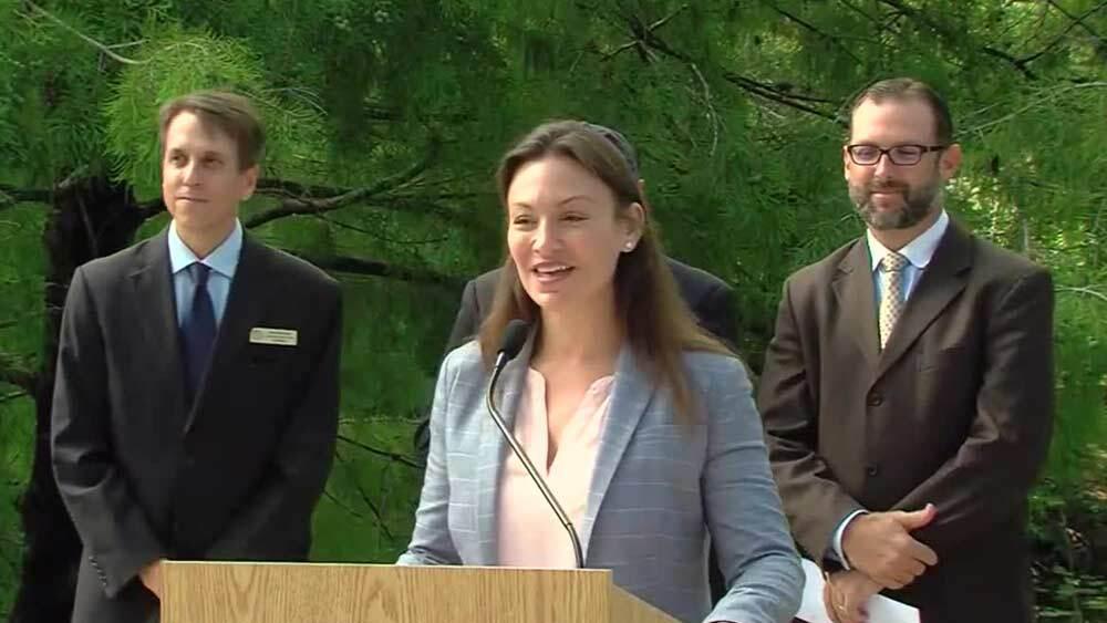 Florida Agriculture Commissioner Nikki Fried