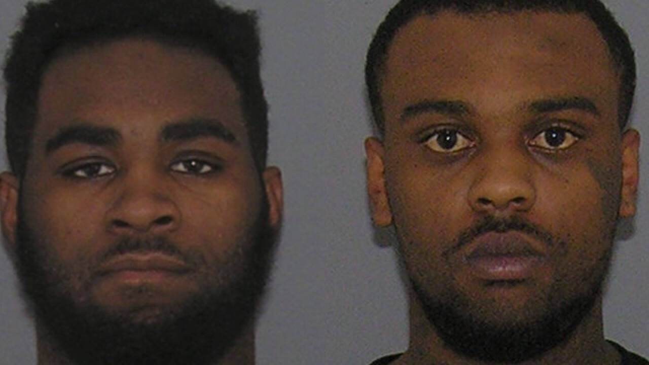Two arrests in multi-state theft ring