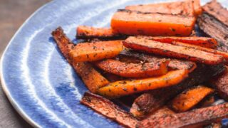 Cinnamon Brown Sugar Carrots Are A Perfect Thanksgiving Side Dish