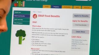 SNAP Benefits application help