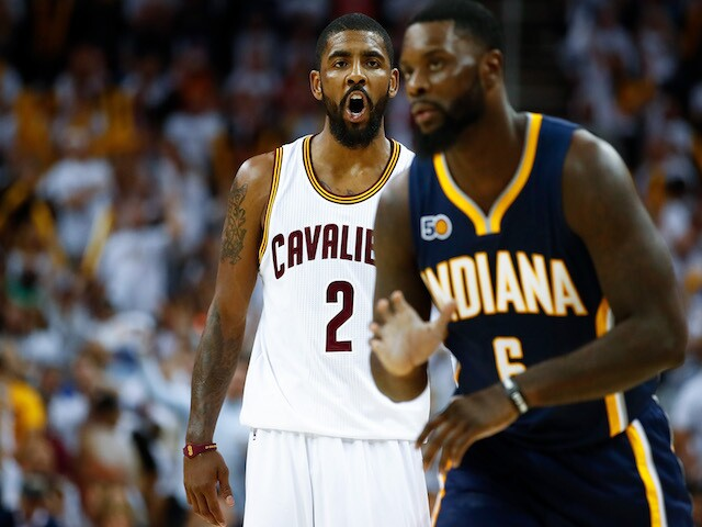 Cavaliers give Pacers plenty of Game 2 grief at the Q in NBA championship charge