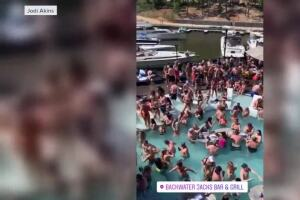 Partygoer describes Lake of the Ozarks pool party