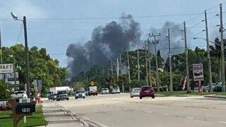 Plane crash at Stuart Air Show, sheriff's office says
