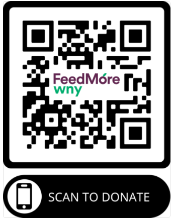FeedMore WNY QR Code