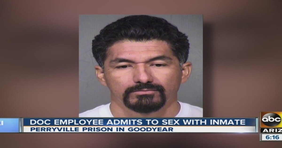 ADOC: Employee charged for having sexual relationship with