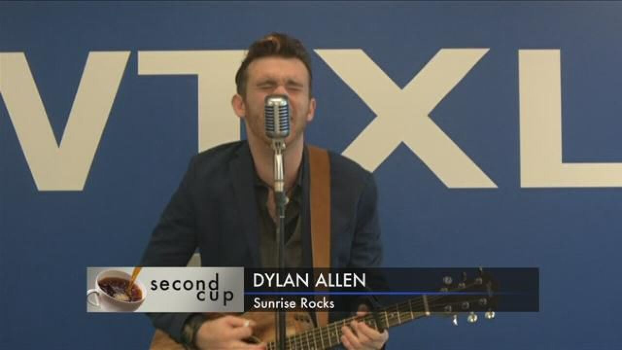Sunrise Rocks with Dylan Allen